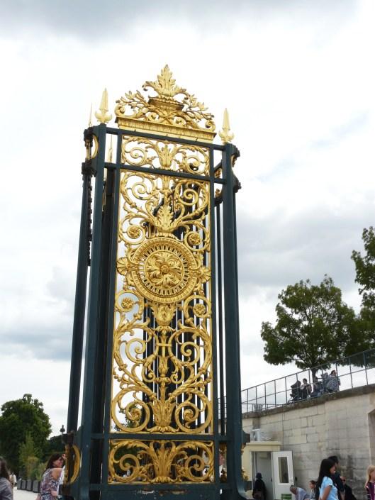 Les Tuileries Entrance, Paris