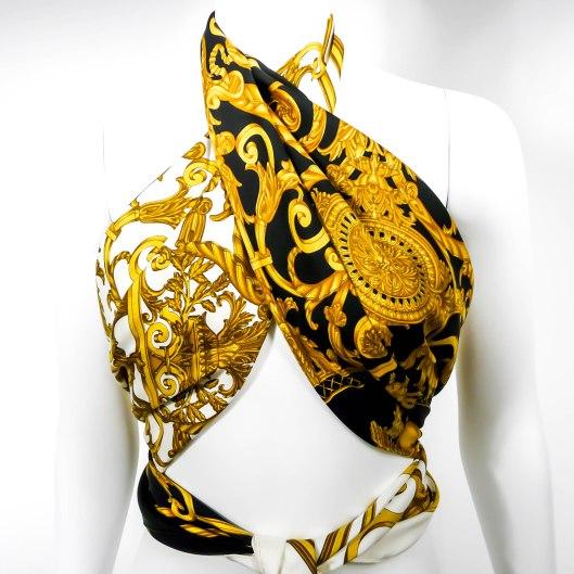 Les Tuileries HERMES Silk Scarves-2